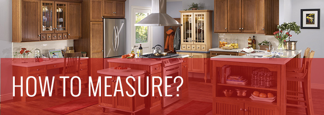 How to Measure your Kitchen